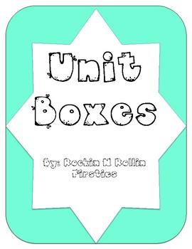 Unit Box Practice