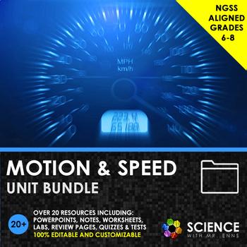 Unit Bundle: Motion