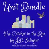 Unit Bundle | The Catcher in the Rye | 4-Week Unit | Hando