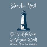 Unit Bundle | To the Lighthouse by Virginia Woolf | Activi