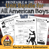 All American Boys by Jason Reynolds & Brendan Kiely Novel