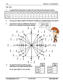 Math 2200: The Unit Circle