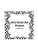 Unit Circle Art Project