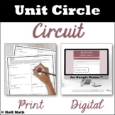 Unit Circle CIRCUIT | DIGITAL and PRINT
