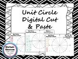 Unit Circle Digital Cut and Paste