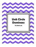Unit Circle Dominoes - Sine, Cosine, and Tangent