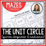 Unit Circle Mazes