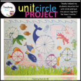 Unit Circle Project - Distance Learning