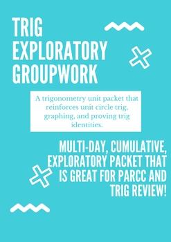 Unit Circle and Trigonometry Exploratory Activity