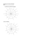 Unit Circle and Trig Func Ws