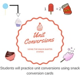 Unit Conversions Using the Snack Barter System