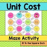 Unit Cost Maze