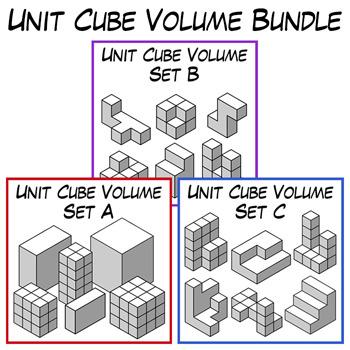 Unit Cube Volume Combo Pack