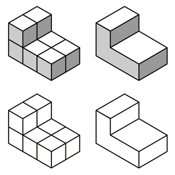 Unit Cube Volume: Set B