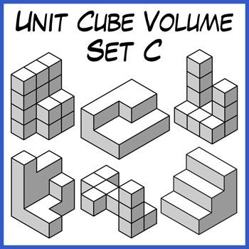 Unit Cube Volume: Set C