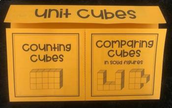 Unit Cubes (Foldable)