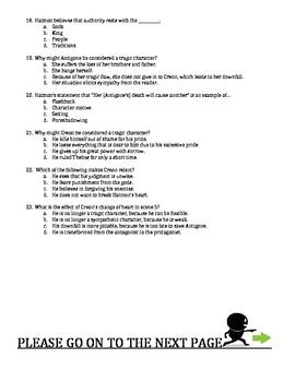 Unit Exam-Antigone