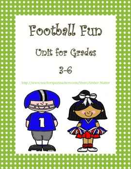 Unit: Football Fun