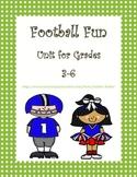 Unit: Football Fun