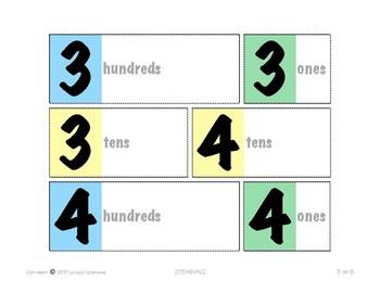 Unit Form - Cutout Cards