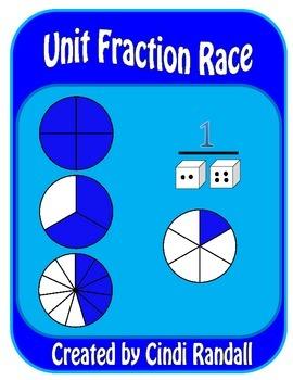 Unit Fraction Race