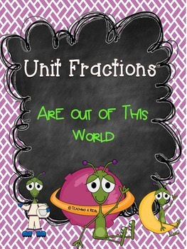 Fractions: Understanding Unit Fractions 3rd & 4th grade