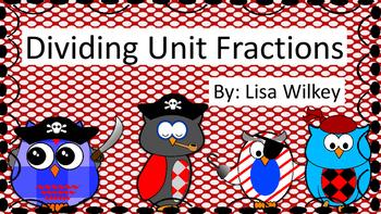 Unit Fractions - Division