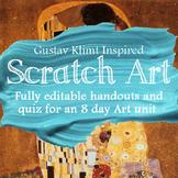 Unit Handouts for Scratch Art Fashion Design Project: Intr