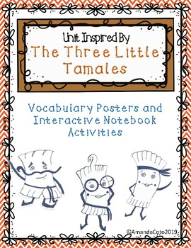 Unit Inspired by The Three Little Tamales
