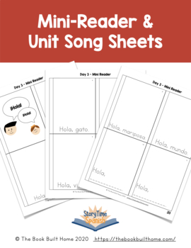 Unit Lesson Plans for Besos for Baby