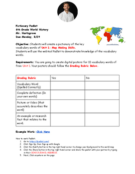 Unit World Geography