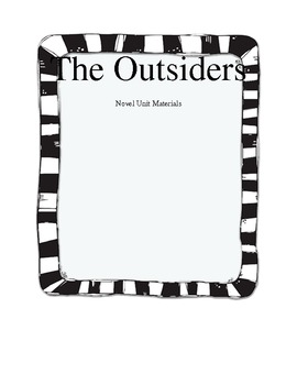 Unit Materials for The Outsiders