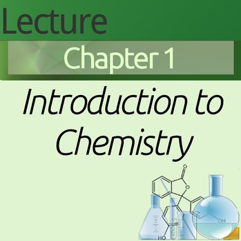 Unit One : Introduction to Chemistry Bundle