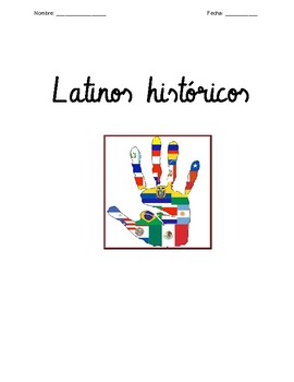 Unit Packet - Historical Latino