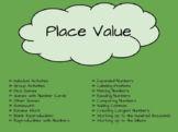 Unit: Place Value to the Hundred Thousands and the Billions