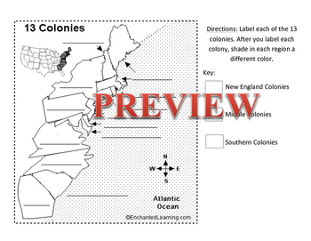 Unit Plan: American Colonies, Revolution, and Government