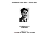 Unit Plan: An Introduction to Animal Farm by George Orwell