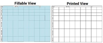 Unit Plan Curriculum Map Pacing Guide Any Subject Any Grade ELA Math CCSS