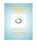 Unit Plan Grade 7 French Immersion