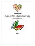 Unit Plan - Healthy Eating - Grade 1
