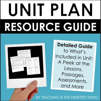 Unit Plan: Resource Guide