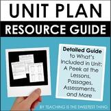 Unit Plan: Resource Guide