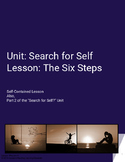 Lesson Plan: The Six Steps of Search for Self