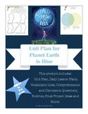 Unit Plan for Planet Earth is Blue by Nicole Panteleakos