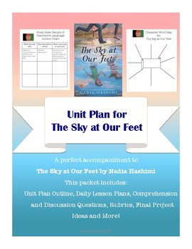 Unit Plan for The Sky at Our Feet by Nadia Hashimi