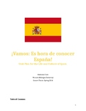 Unit Plan on Life and Culture of Spain