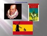 Unit Plan on Miguel Cervantes and Don Quixote