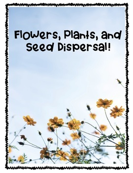 Unit: Plants and Seed dispersal