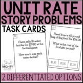 Unit Price Task Cards (word/ story problems)