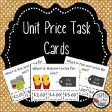 Unit Price Task Cards